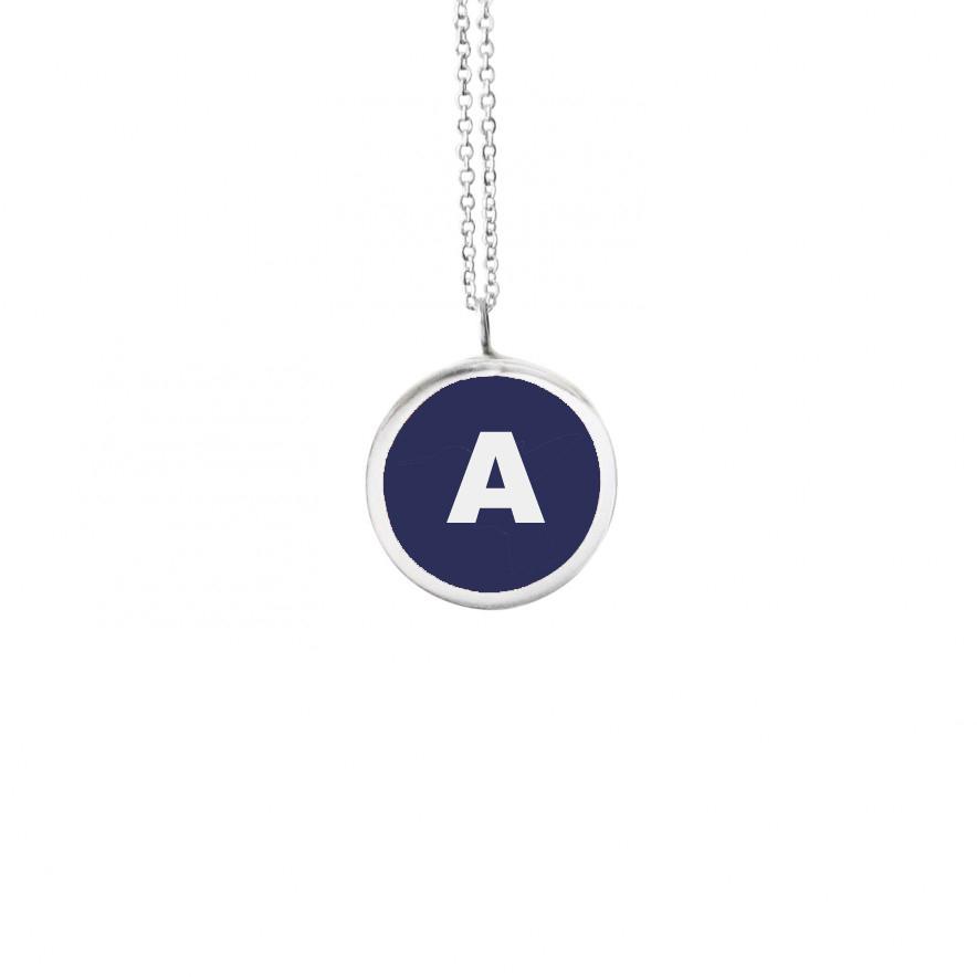 Auburn_block_initial_pendant