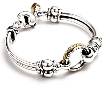 Signature Circle Bracelet